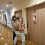 消防訓練を実施しました!